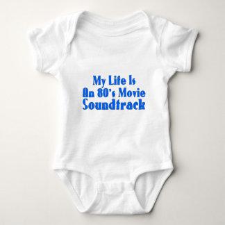 80's Movie Soundtrack Baby Bodysuit