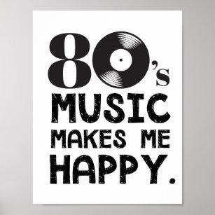 80s Music Posters Prints Zazzle Uk