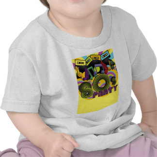 80s Party Tee Shirt