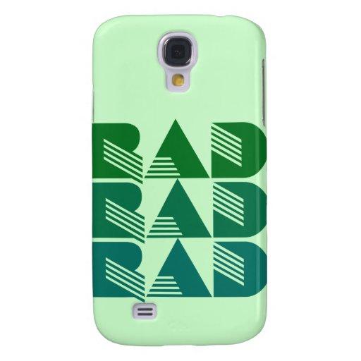 80s RAD Samsung Galaxy S4 Cover