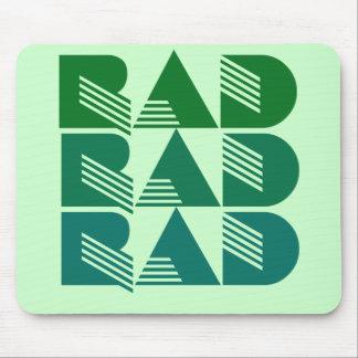 80s RAD Mousepads