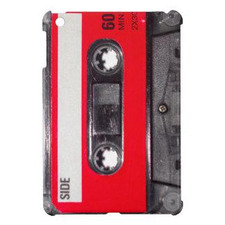 80's Red Label Cassette iPad Mini Cover