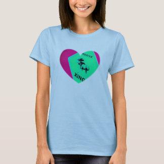 80's remake moose heart T-Shirt