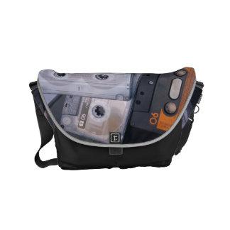 80's Retro Design Courier Bag