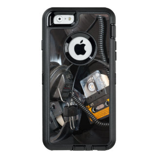 80's Retro Design OtterBox Defender iPhone Case
