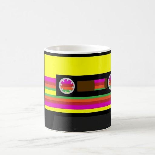 80s Retro Party Classic White Coffee Mug