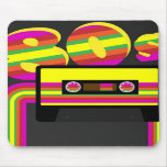 80s Retro Party Mousepad