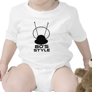 80s Style Baby Creeper