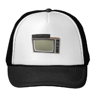 80's Style TV and VCR: 3D Model Cap