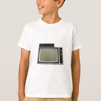 80's Style TV and VCR: 3D Model T-Shirt