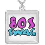 80s swag necklaces