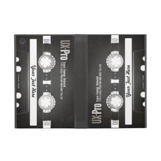 80s Vintage Mix Tape B Side iPad Mini Cases