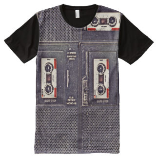 80's walkman All-Over print T-Shirt