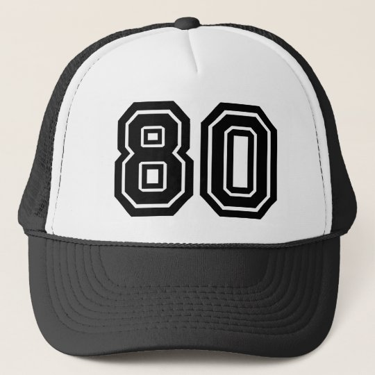 80th Birthday Classic Cap