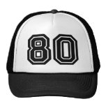 80th Birthday Classic Cap
