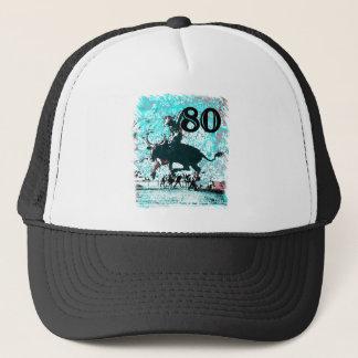 80th Birthday Gifts, Cowboy! Trucker Hat