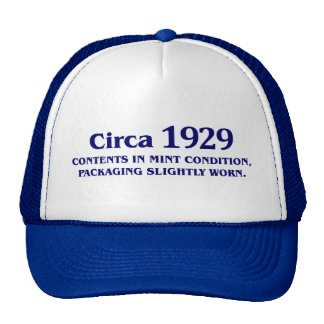 80th birthday gifts for sale cap