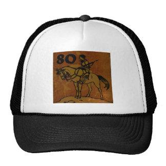 80th Birthday Mesh Hat