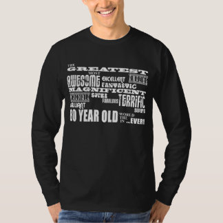 80th Birthday Party Greatest Eighty Year Old Tee Shirt