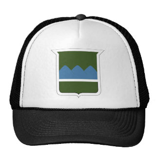 80th Infantry Division Mesh Hats