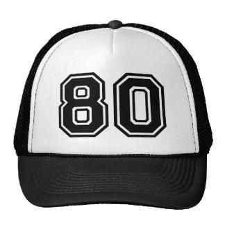 80th Year Classic Cap