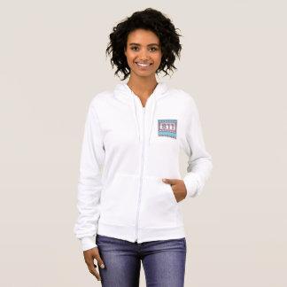 811 Films Trans Logo Hooded Sweatshirt