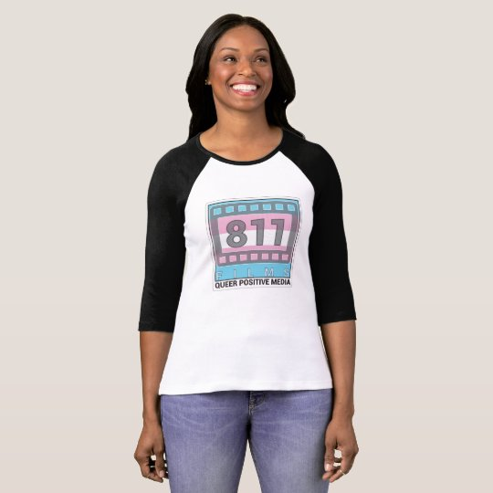 811 Films Trans Logo Jersey T-Shirt