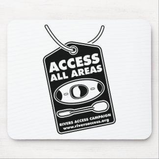 81. Access 2 Mouse Mat