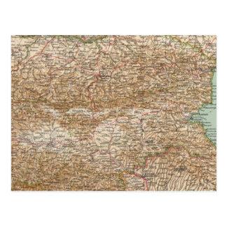 81 Bulgaria Post Card