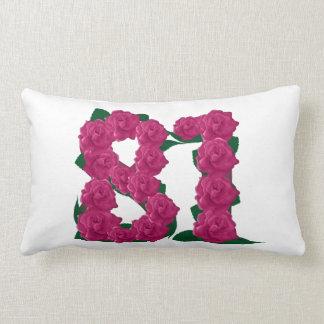 """81 Lumbar Pillow 13"""" x 21"""""""