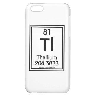 81 Thallium Case For iPhone 5C