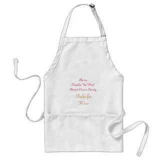 81o Popular*In*Pink Breast Cancer Society Standard Apron