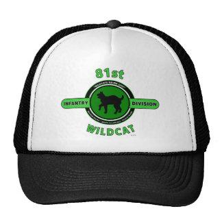 "81ST INFANTRY DIVISION ""WILDCAT"" DIVISION CAP"