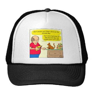 823 cake cartoon cap