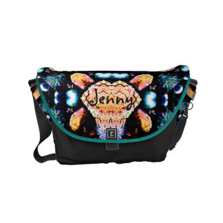 $ 82.95 / € 71,75  Customizable Bags  Hippie Style Courier Bags
