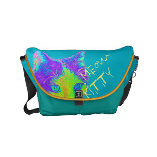 $ 82,95 / € 71,75  Meow Kitty Schoolbag Messenger Bags