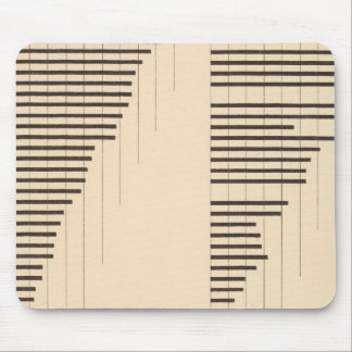 82 Proportion illiterates by state 1900, 1890 Mouse Pad