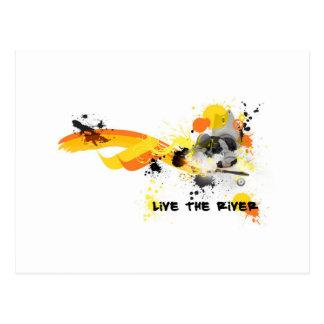 82. Urban Kayak 1 Postcard