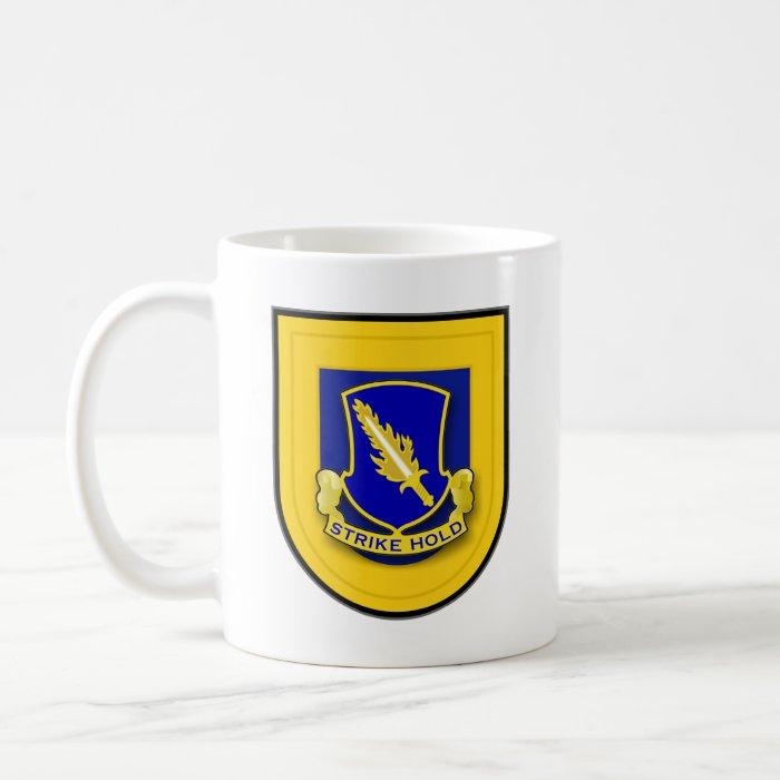 82d Airborne 1st Brigade Combat Team flash mug