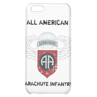 82nd Airborne All American iPhone 5C Cases