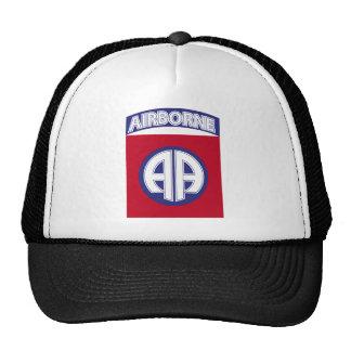 82nd Airborne - Combat Service Badge Cap