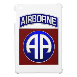 82nd Airborne Division All American Combat Patch Case For The iPad Mini