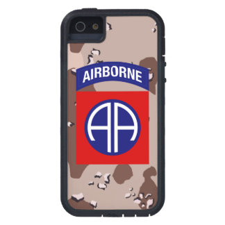 """82nd Airborne Division """"All American Division"""" iPhone 5 Cases"""