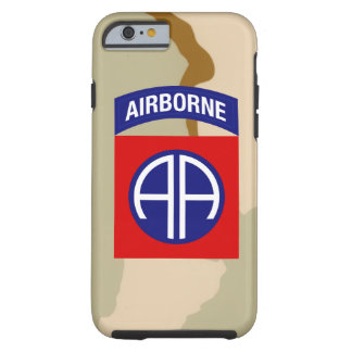 "82nd Airborne Division ""All American Division"" Tough iPhone 6 Case"