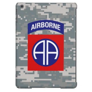 """82nd Airborne Division """"All American Division"""" iPad Air Covers"""