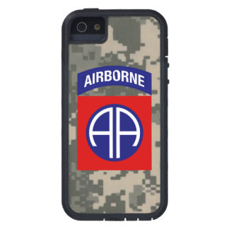"""82nd Airborne Division """"All American Division"""" iPhone 5 Case"""
