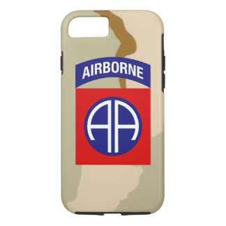 """82nd Airborne Division """"All American Division"""" iPhone 7 Case"""