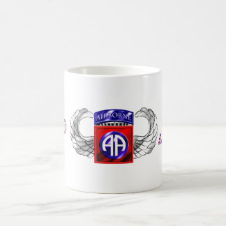 82nd Airborne Division All American Mugs