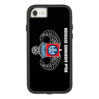 82nd Airborne Division black case