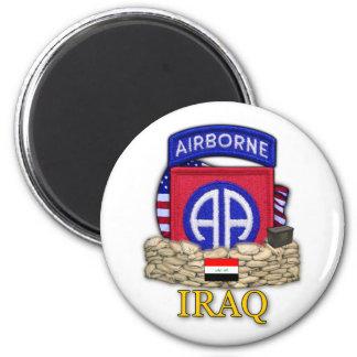 82nd airborne division iraq war veterans Magnet